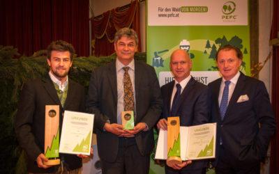 PEFC Award 2017 verliehen