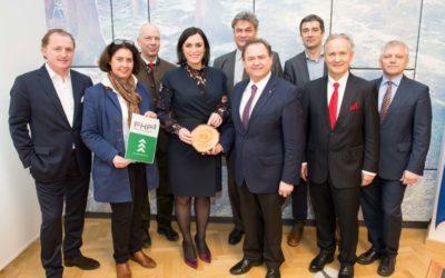 Antrittsbesuch bei Bundesministerin Elisabeth Köstinger