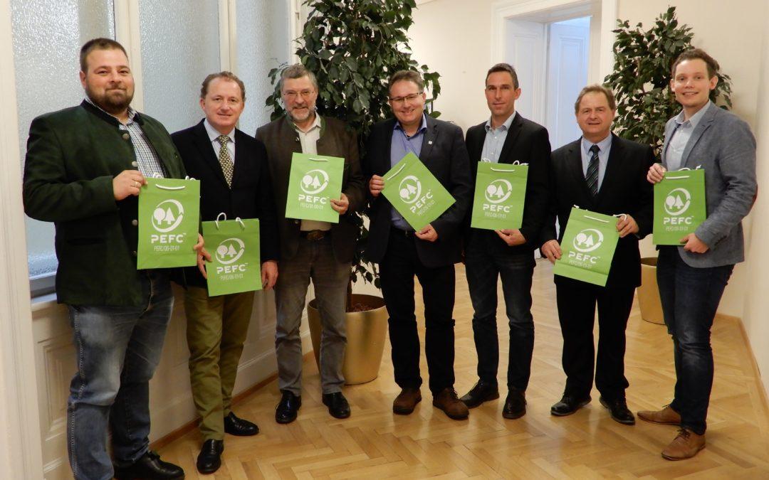 Kurt Ramskogler neuer Obmann von PEFC Austria