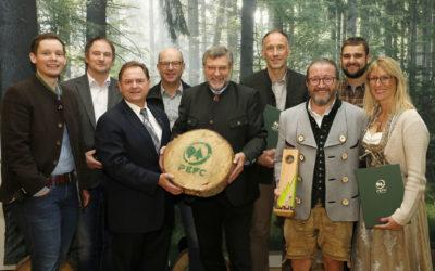 PEFC Award 2018 verliehen