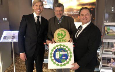 Kooperation zwischen SOMMERAUER und PEFC Austria