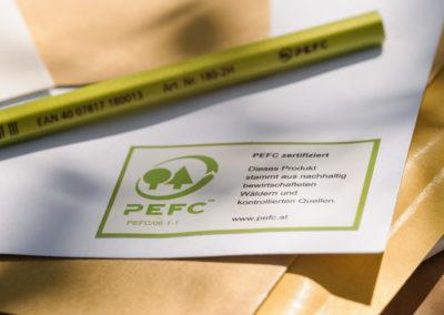 PEFC Gütesiegel