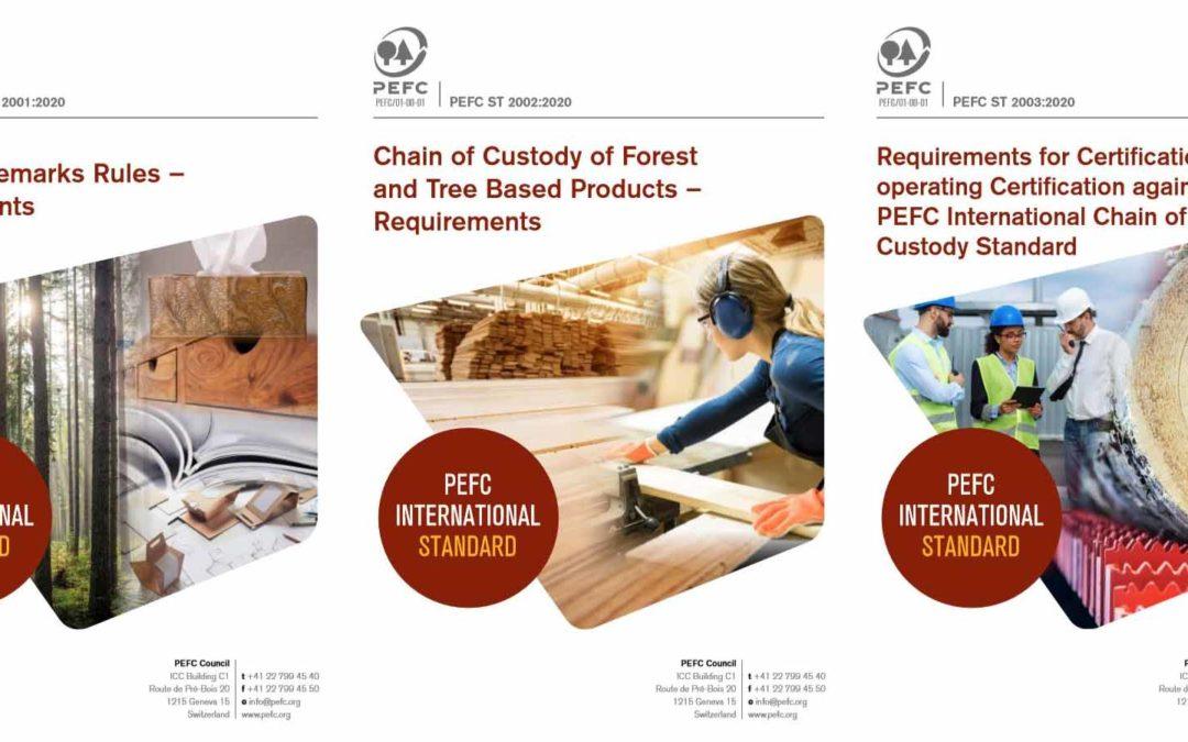 Neue PEFC-Standards verabschiedet
